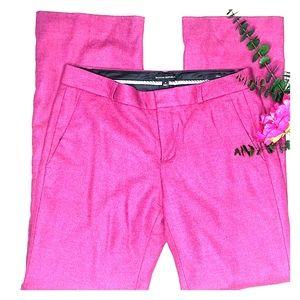 EUC women's wool blend trousers.